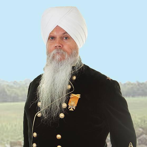 SatHanuman Singh Khalsa