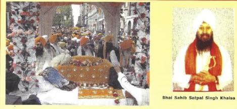 Guru Granth Tri-Centennial
