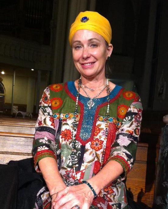 Andrea Sauter ( Siri Sat Kaur )