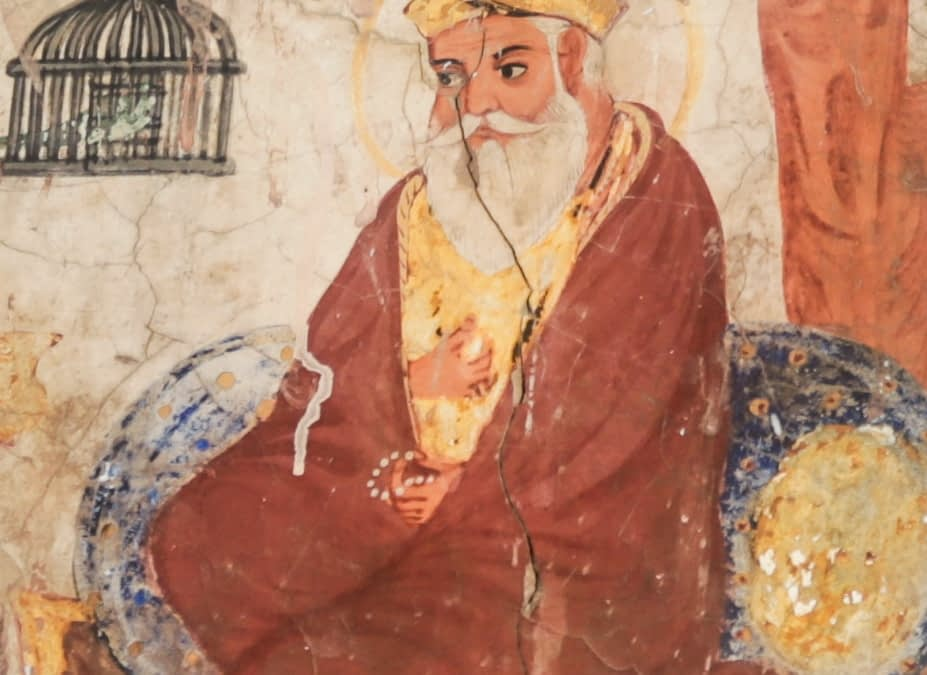 Me and My God: Nanak Alerted Me That God Did Not Create Man in His Image, Rather It Was The Other Way Around.